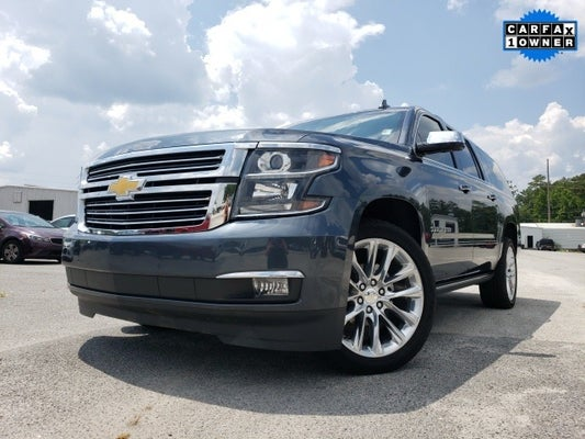 2019 Chevrolet Suburban Premier In Dallas Ga Atlanta Chevrolet Suburban Hardy Family Ford
