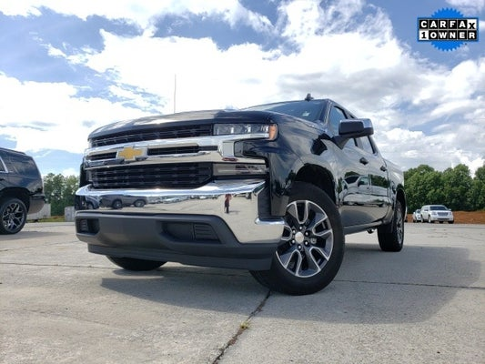 2020 Chevrolet Silverado 1500 Lt In Dallas Ga Atlanta Chevrolet Silverado 1500 Hardy Family Ford