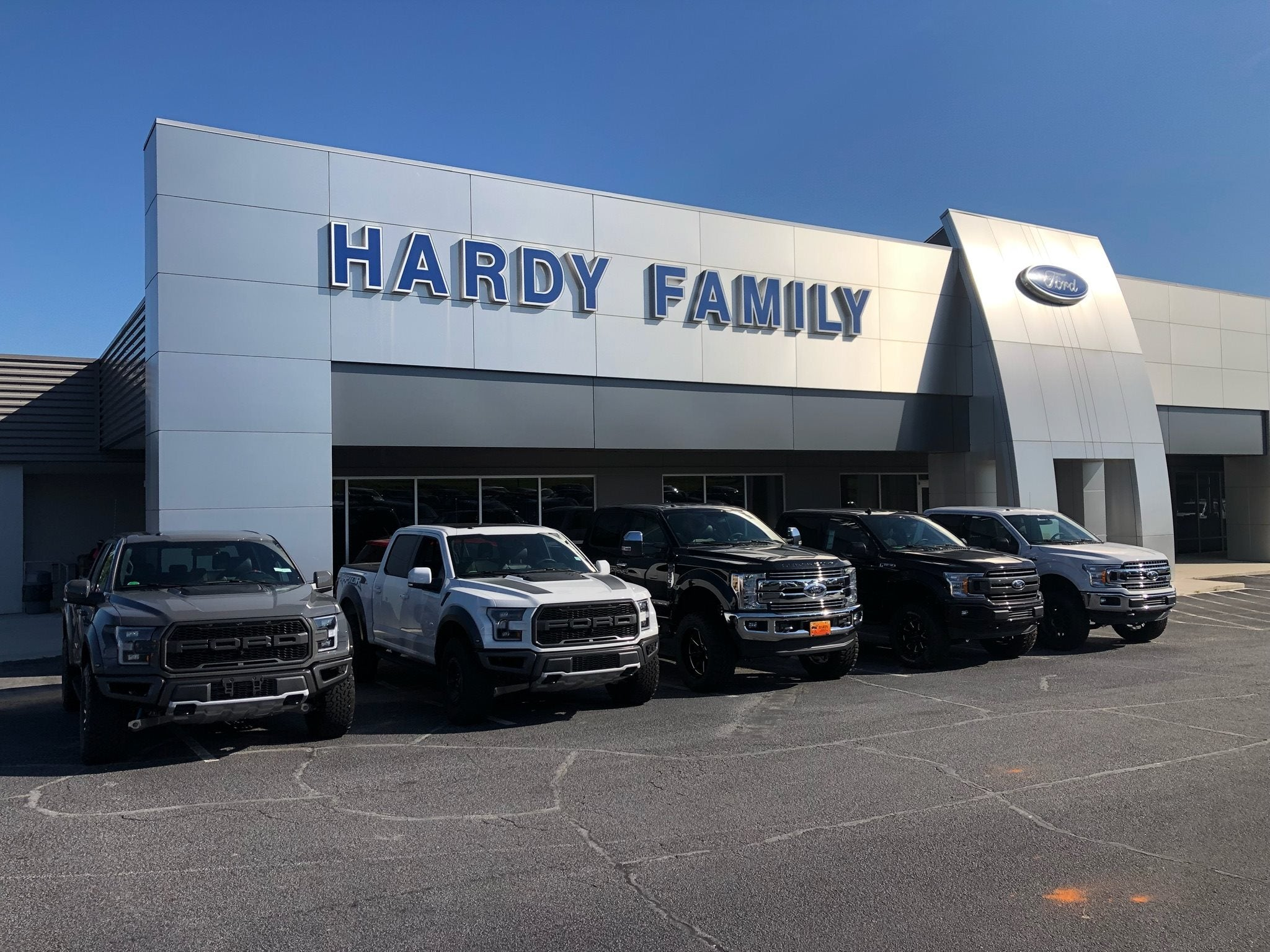 Ford Dealership Dallas >> Family Owned Ford Dealership Near Cedartown Hardy Family Ford