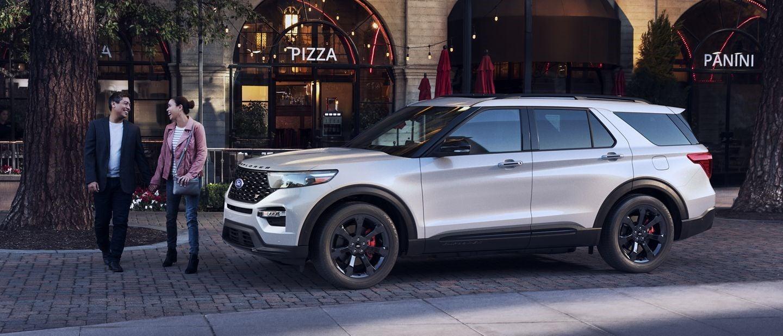 2020 Ford Explorer Model Review In Dallas Ga