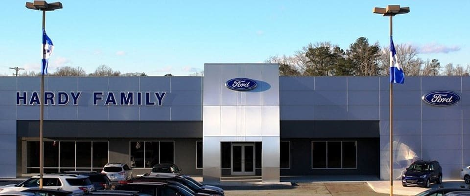 Get Your Oil Changed at Hardy Family Ford in Dallas, Georgia